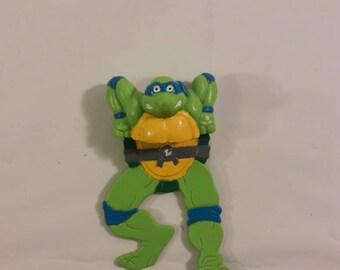 Vintage Teenage Mutant Ninja Turtles Book Mark