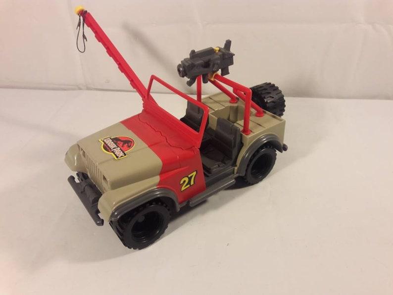 61e18dcb94d0 Vintage Jurassic Park Bush Devil Tracker Vehicle Jurassic Park