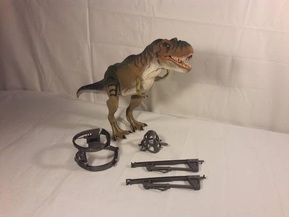 "Vintage Jurassic Park Dinosaur Collar Capture Gear 3/"""