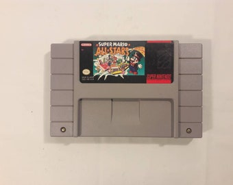 Original Super Nintendo Super Mario All Stars
