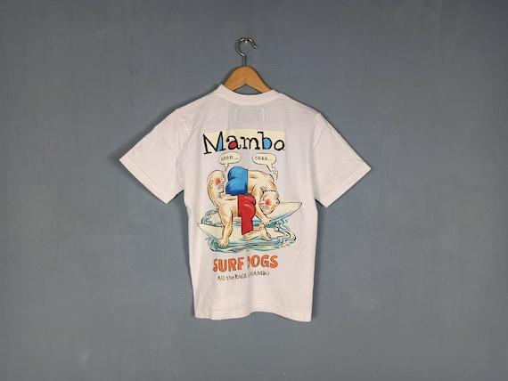 """Vintage Mambo Tee 17.5"""" X 22"""""""