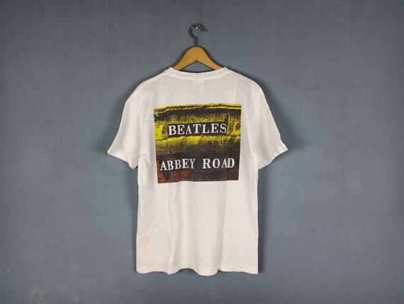 90's The Beatles 'Abbey Road' Tee Size Medium