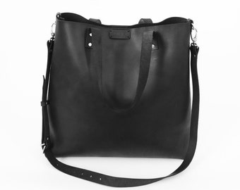 bf0f73087a6cb Ledertasche Tote Bag DAILY
