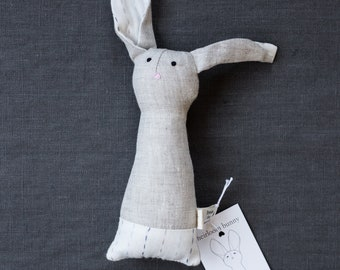 OCEAN kantha heirloom bunny