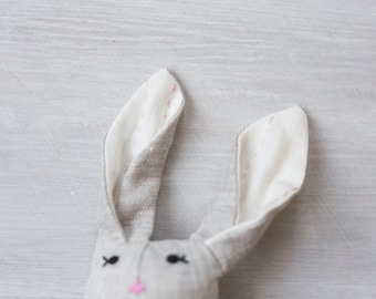 QUARTZ kantha heirloom bunny