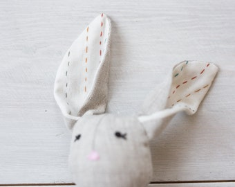 PRISM kantha heirloom bunny
