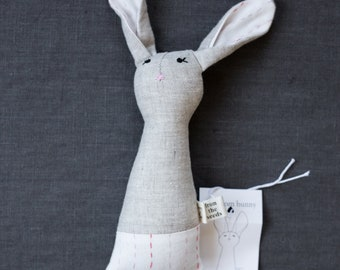 POPPY kantha heirloom bunny