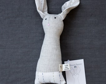 RIVER kantha heirloom bunny