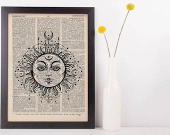 Celestial Prints