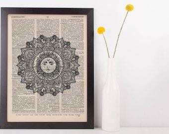 Mandala Prints