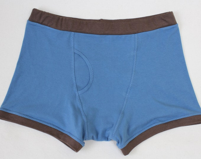 Blue Djin - Organic Cotton Boxer Briefs for Fellows