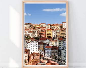 View of City Photography, Travel City Poster, Travel City Art, City Photography, Home Decor, Travel Photography, In Love with Cities