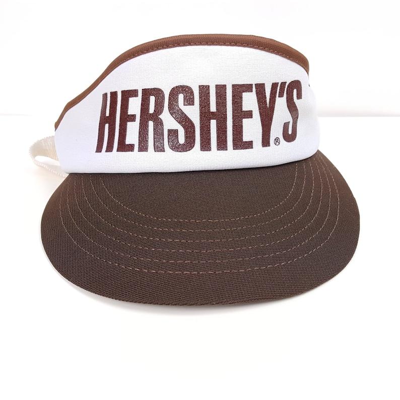 65a49a5d Hershey's Chocolate Sun Visor Hat Hip Hop Hipster Street | Etsy
