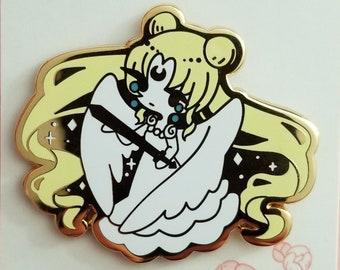 Princess Serenity Hard Enamel Pin