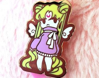 Comfy Sailor Moon Hard Enamel Pin