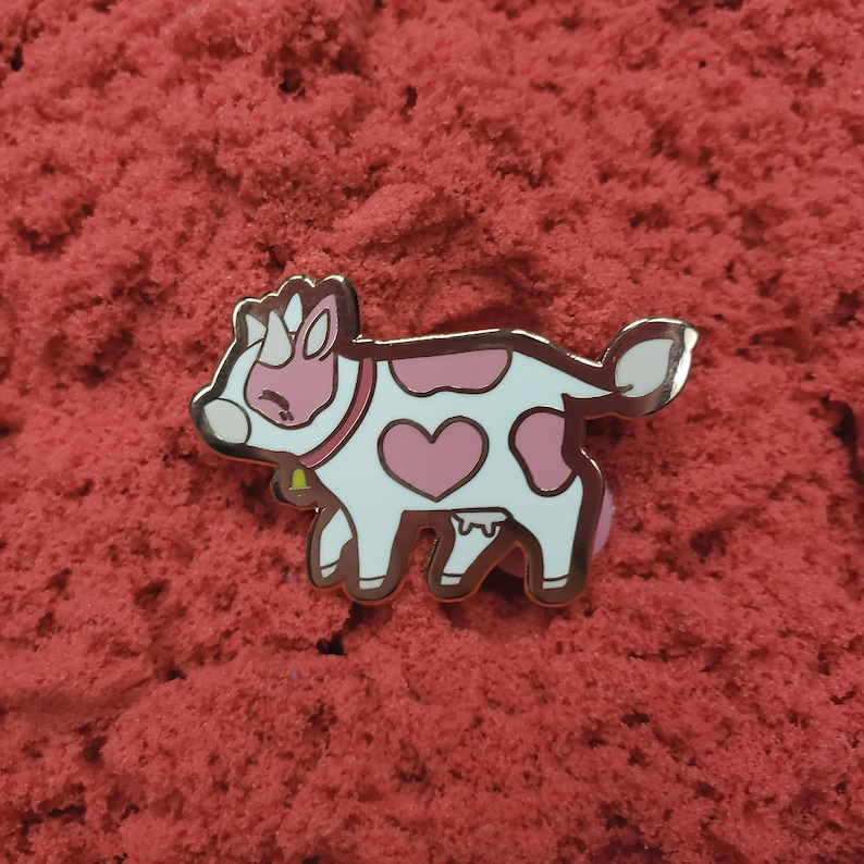 image 0 Pink Cow
