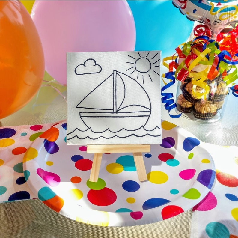 Art Party Kids Party Favors Mad Science Party Science Party Science Birthday Mad Science Party Favors