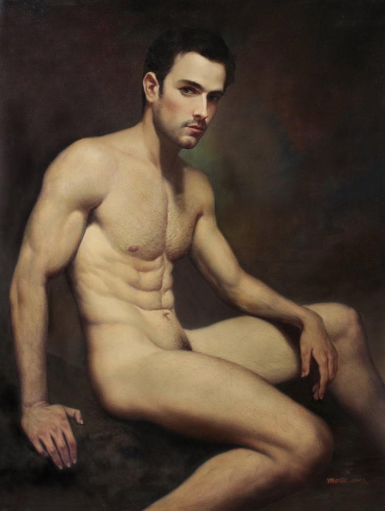 Heterosexual male nudes