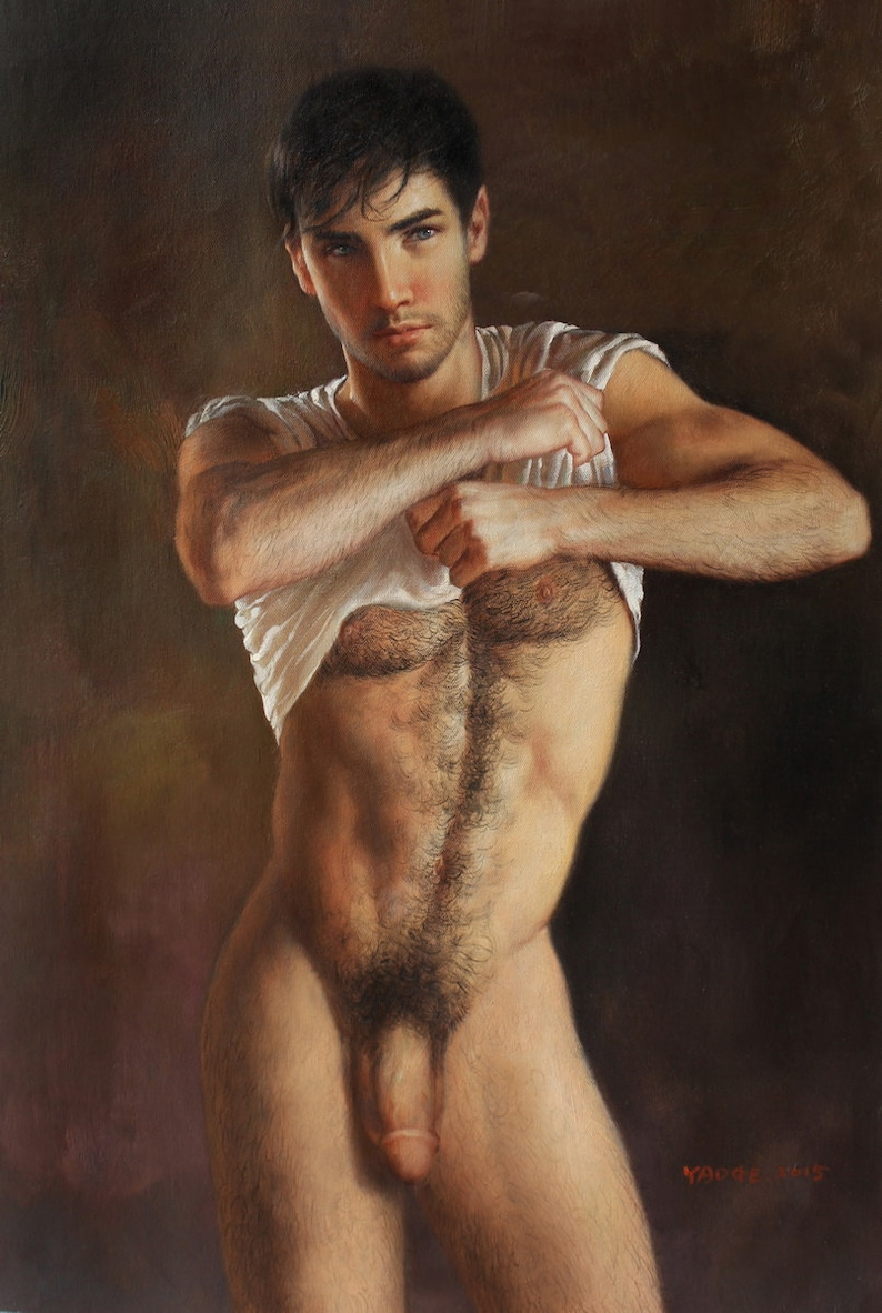 Naked male latino models