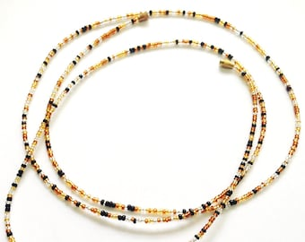 Tribal - Waist Beads - Belly Chain - Belly Beads - African waist beads - African jewelry