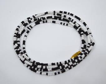 African Waist Beads - Waist Beads - African jewelry - Belly Chain - Body Jewelry - Belly Beads - Freshian