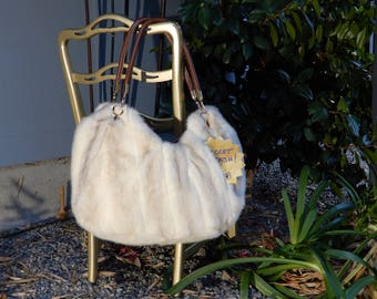 Bodacious Mink Bag