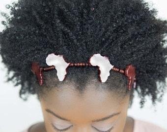 SALE ! Joyfulheads Africa headband. Afrocentric headbands. USE CODE95  for 5.00 OFF