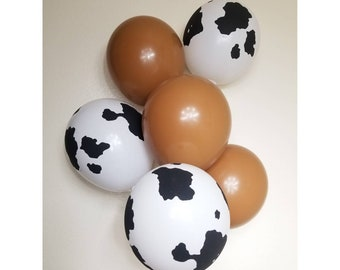 First Rodeo - Not my First rodeo balloon bouquet Cowboy Birthday Balloons