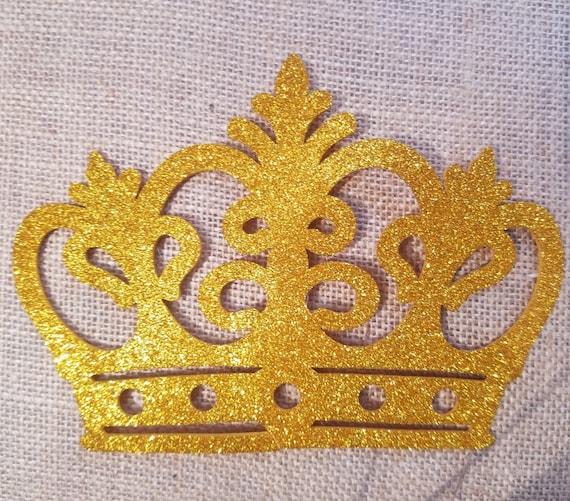 Gold King Crown Corona De Rey Dorada Crown King Foam Etsy
