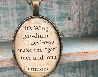 Harry Potter Hermione Necklace