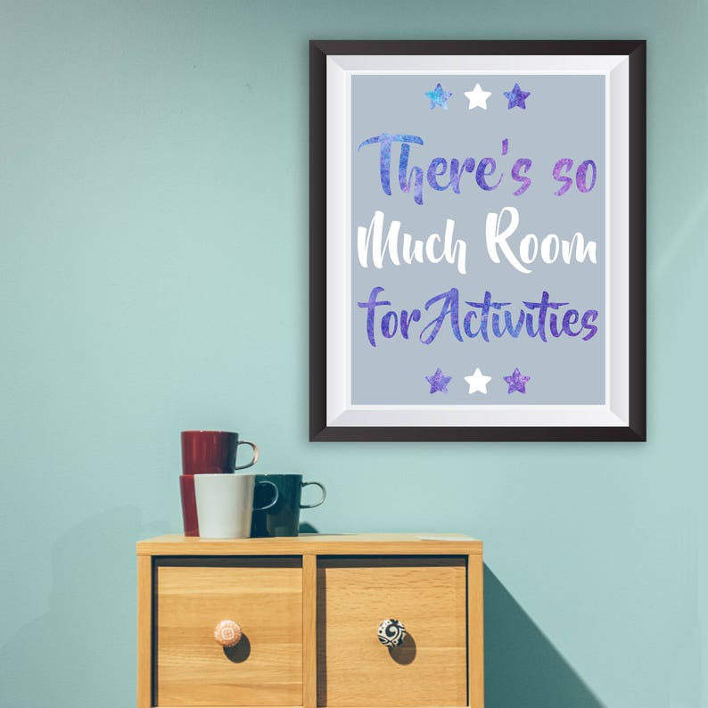 Stepbrothers Poster Theres So Much Room For Activities Etsy