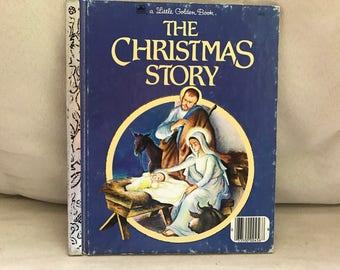A Little Golden Book: The Christmas Story