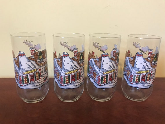 image 0 - Christmas Drinking Glasses