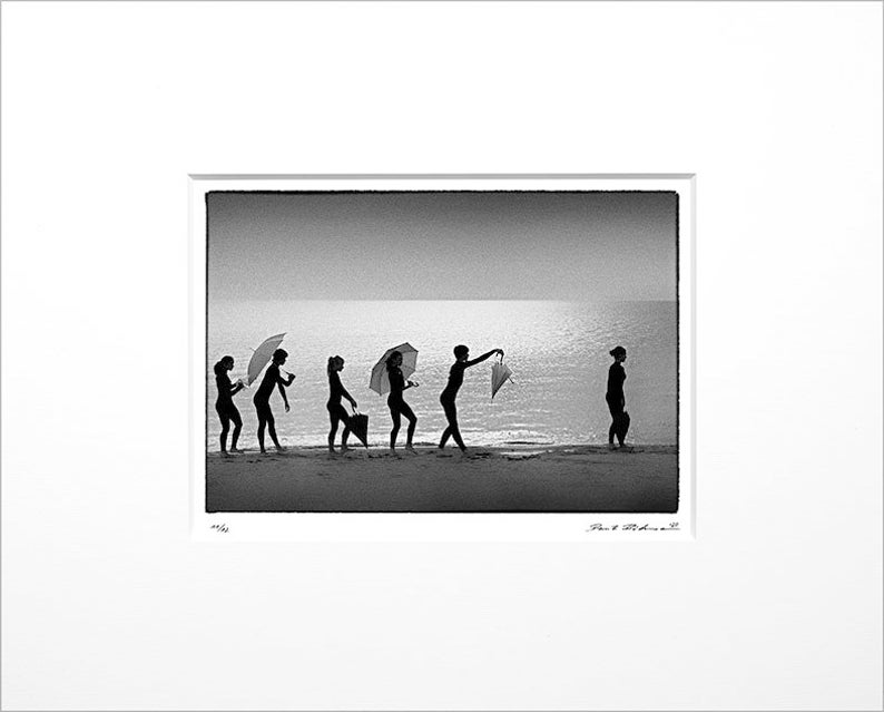 Danilo Böhme Palucca Dance Black and White image 0