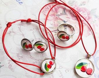 Cherry Love Set
