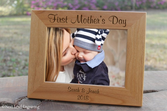 1st Mothers Day Gift Ideas Personalized First Mothers Day