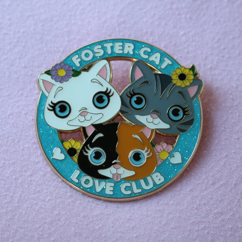 Foster Cat Love Club image 0