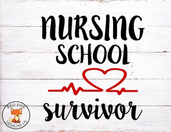 Living That Nurse Life Svg Messy Bun Coffee Scrubs Nurselife Etsy