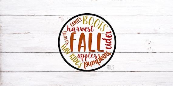 Autumn Dall Pumpkins Scarecrows Harvest Apple Cider Hay Rides Etsy