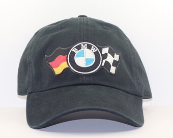 f43d3b466b8f7 Original Checkered Flag BMW Dad Hat