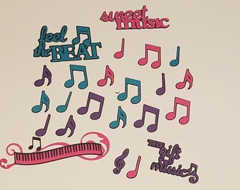 Music Notes & More