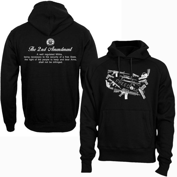 Freedom to Bare Arms Hoodie Freedom Men's Hoodie