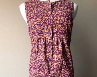 Laura Ashley vintage jumpsuit