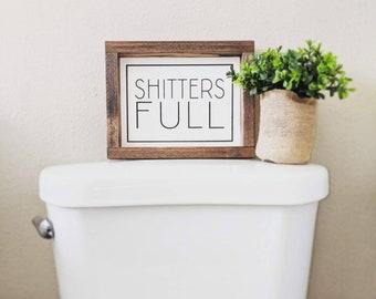 Shitter Full Etsy