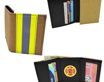 Firefighter wallet | Etsy