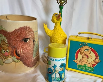 Big Bird Lamp Etsy