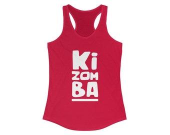 d86b8e1a4e0f86 Women's Ideal Racerback Tank Kizomba