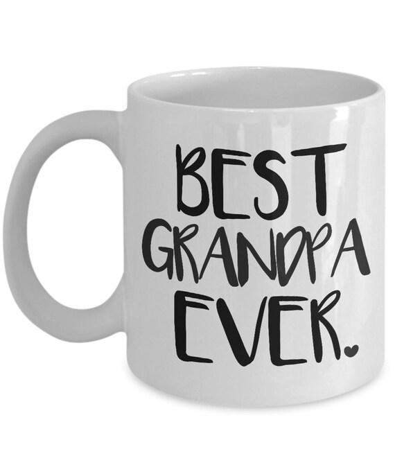 Tasse//le seul Papa-Grand-père cadeau amour Grand-Père Fête Des Pères Noël