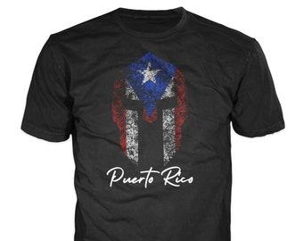 a735a1bf Puerto Rico Spart T Shirt