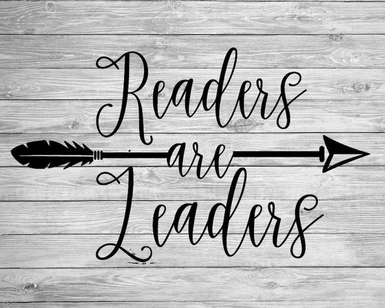 Resultado de imagem para readers are leaders image